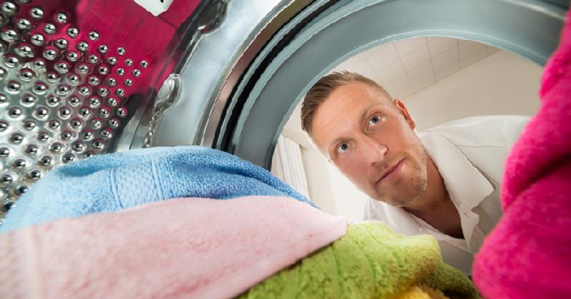 Super Soused - praní prádla
