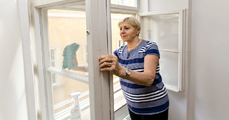 Super Soused úklid domácnosti