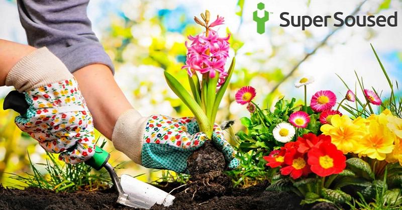 Super Soused zahradní práce