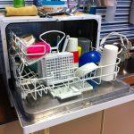 Jak na čištění myčky nádobí?