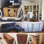 Dovoz a montáž nábytku Ikea