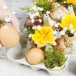 Velikonoční dekorace jednoduše a za pár korun