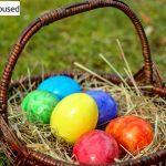 Vajíčka – jak barvit z domácích surovin